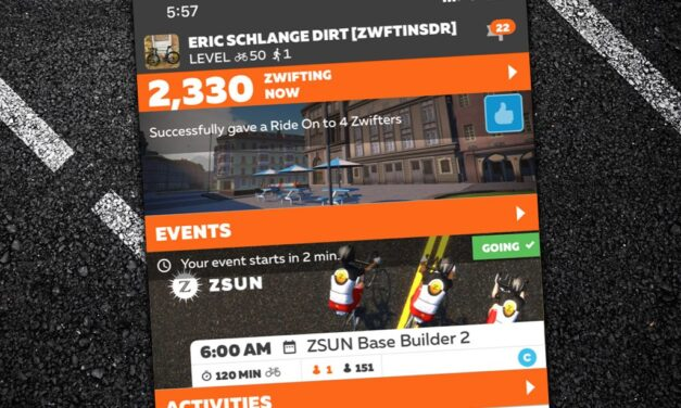 Giving Multiple Ride Ons via Zwift Companion