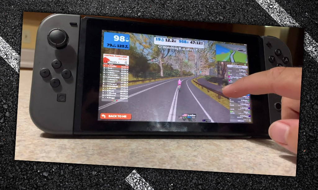 Zwitch – How to Run Zwift on the Nintendo Switch
