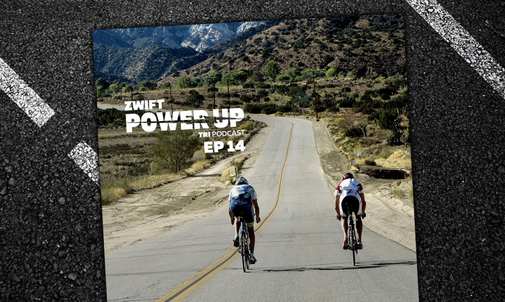 Dan Empfield on Triathlon and Where It's Headed (Zwift Power Up Tri Podcast #14)
