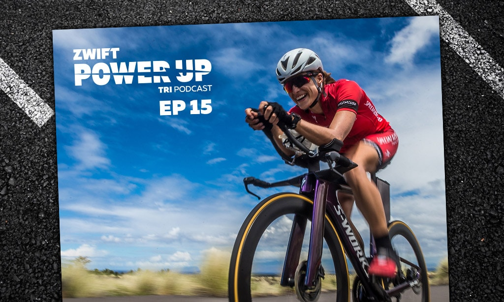 Sarah True on​​ Depression in Endurance Athletes (Zwift PowerUp Tri Podcast #15)