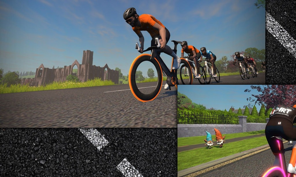 A Sightseeing Guide to Zwift's Yorkshire Course