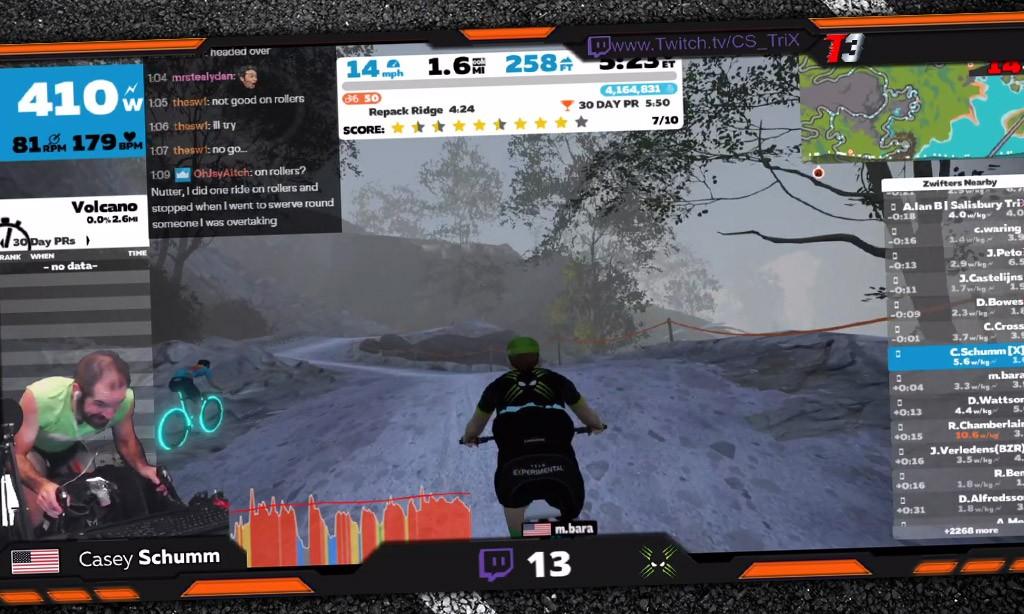 Watch Casey Schumm Take the Repack Ridge KOM