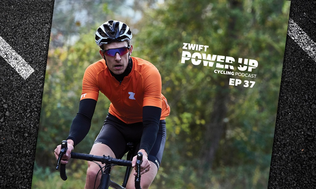 Post World Championship Catch Up (Zwift PowerUp Cycling Podcast #37)