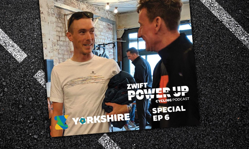 World Championship Special #6 with Rohan Dennis and Craig Edmondson, CEO of Zwift Esports (Zwift Power Up Cycling Podcast)