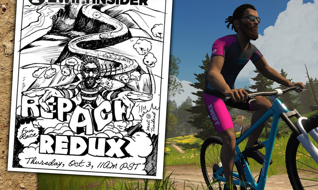 Join Us Tomorrow for the First-Ever Repack Redux MTB Race!