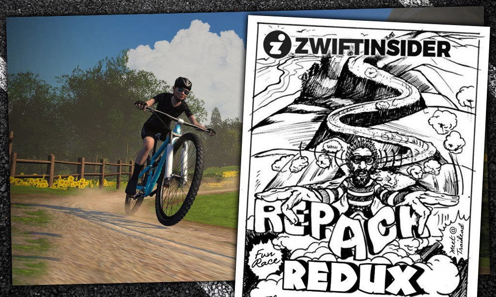 Repack Redux II MTB Race this Thursday