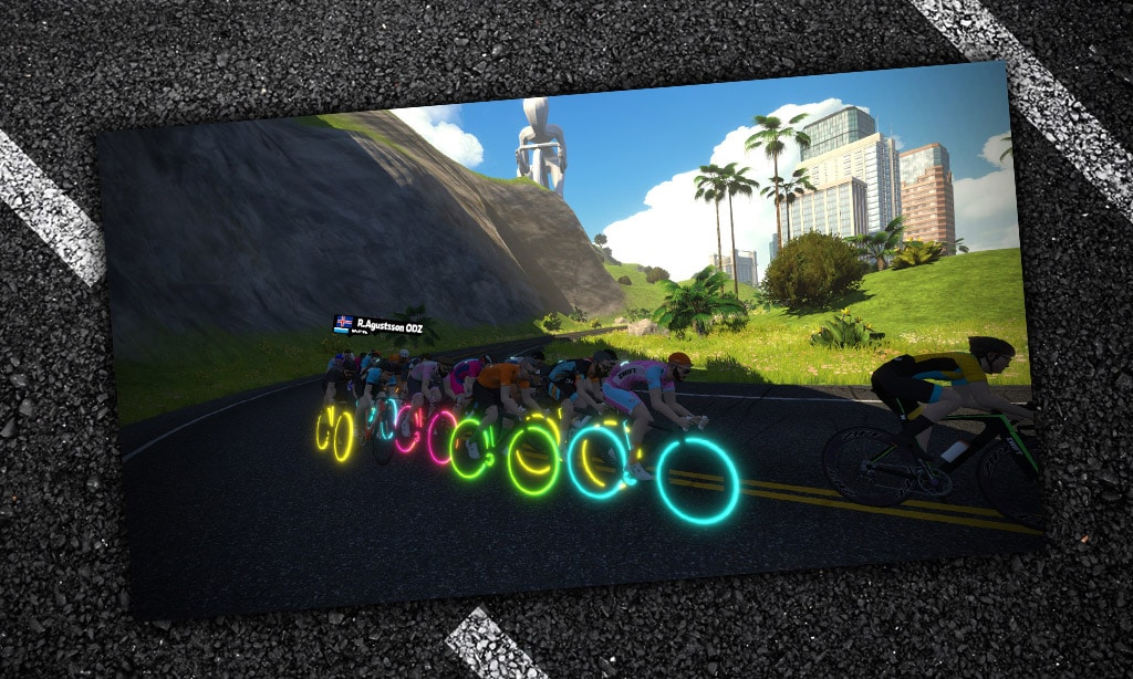 The Easiest (Legal) Way to Get the Tron Bike in Zwift