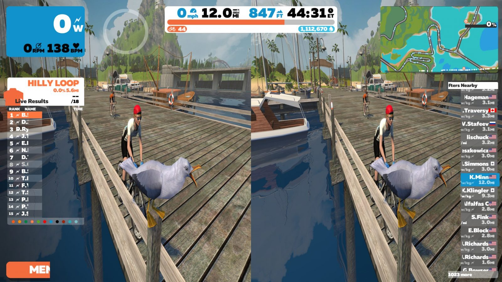 How To Use Zwift In 3d Zwift Insider