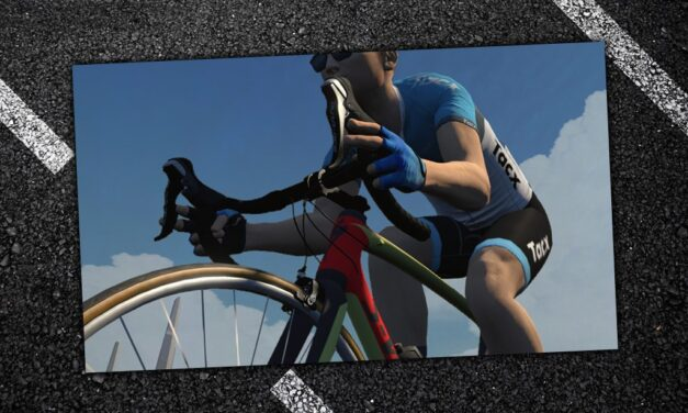 Hack: How to Hit the Brakes in Zwift