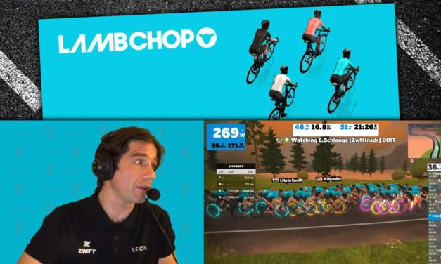 The Lamb Chop Series is Back – Handicap Racing for All