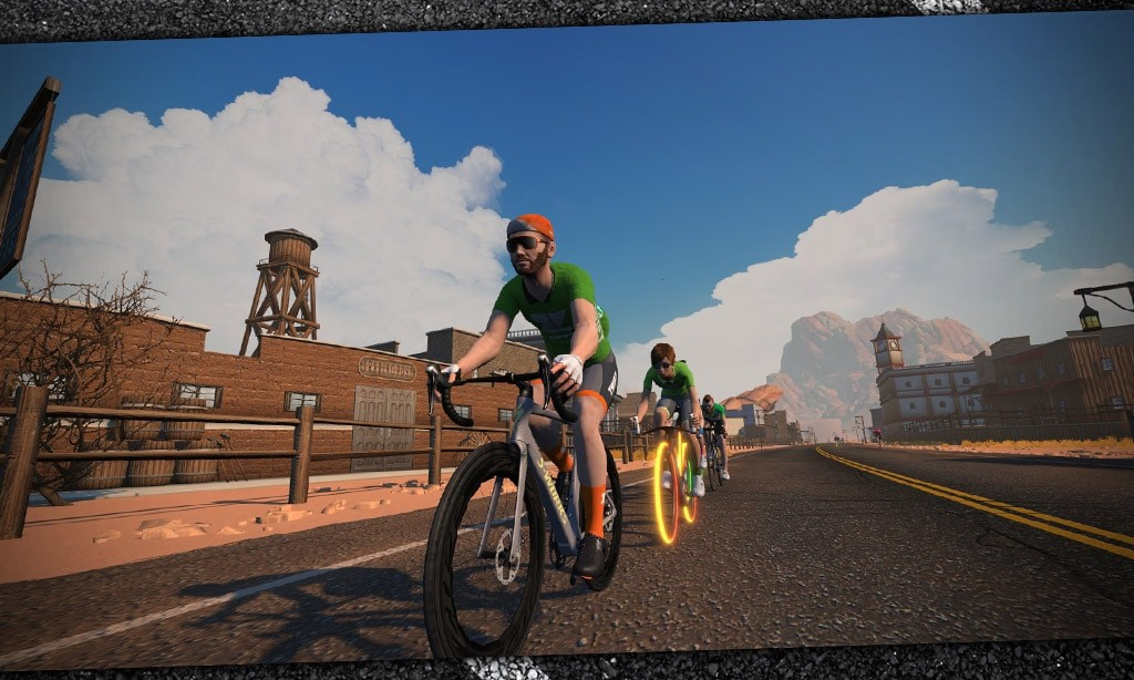 Are Zwift's Tarmac Speeds Realistic?