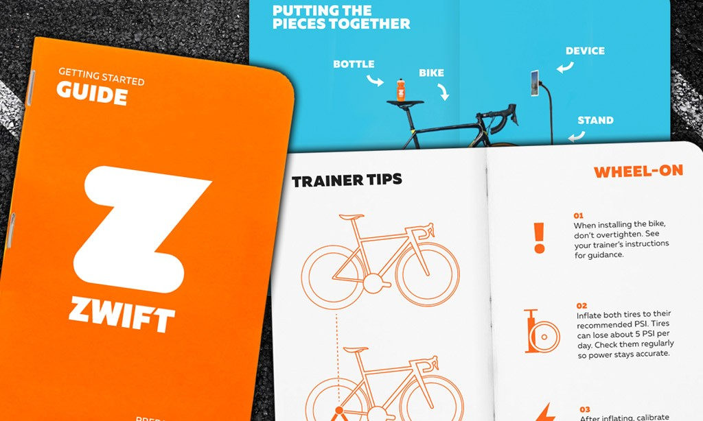Have you seen Zwift's Getting Started Guide?