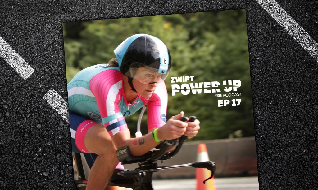 Dede Griesbauer on Longevity in Endurance Sports (Zwift PowerUp Tri Podcast #17)