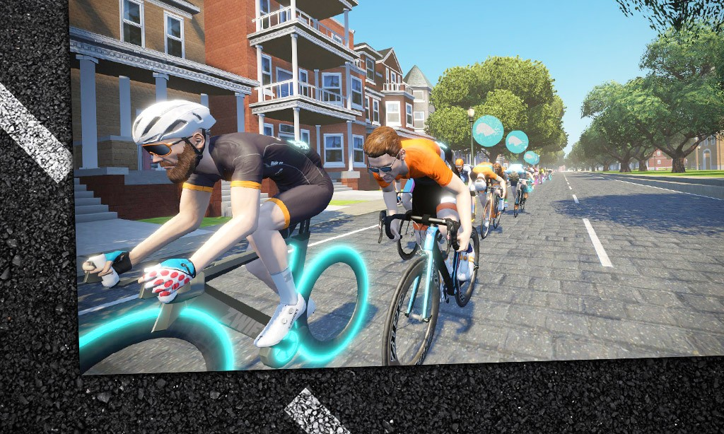 10 Reasons Why I Love Zwift Racing