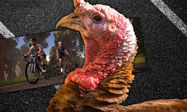 Eric Min's Thanksgiving Day Ride Announced