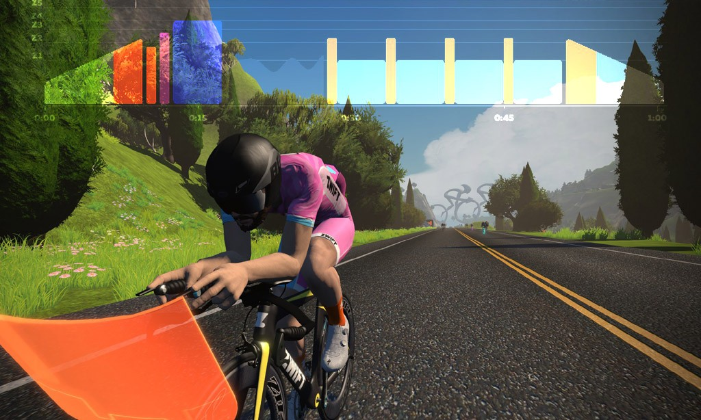 How Zwift Calculates XP for Cycling Workouts