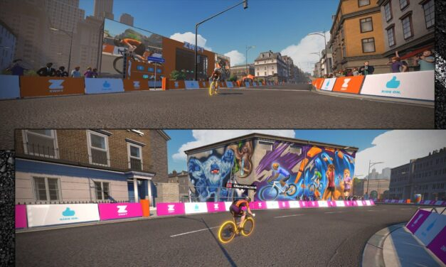 Zwift Launches Racing-Focused Crit City Map