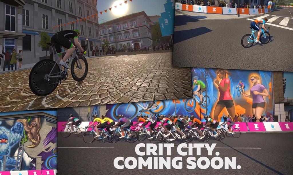 Crit City Is Coming–Take a Sneak Peek!