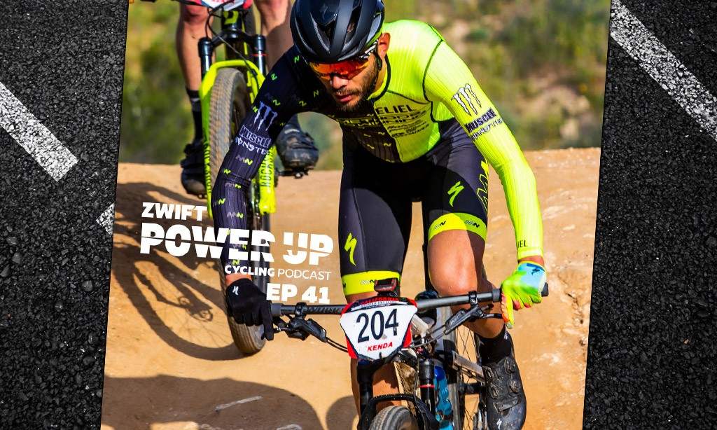 Say Hello to Zwift's Newest Feature: Off-Road (Zwift Power Up Cycling Podcast #41)
