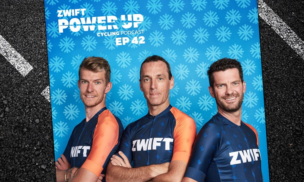 Zwiftmas Special With a 2020 Message From Craig Edmondson, CEO of Zwift Esports (Zwift Power Up Cycling Podcast #42)