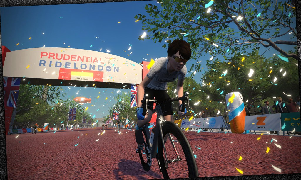 Send it! How Zwift's updated out-of-the-saddle sprints work
