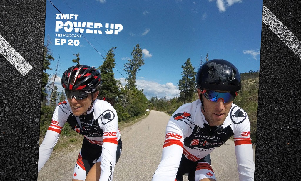 The Wurteles on Moving On  (Zwift Power Up Tri Podcast #20)