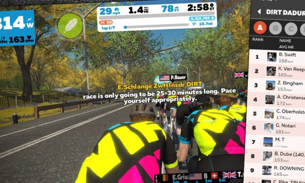 How the Race Was Lost: Beating a WorldTour Pro