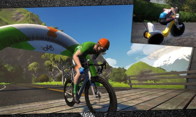 5 Tips to Help You Grab a Zwift Sprint Jersey