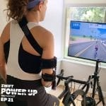 Skye Moench on Goal Setting  (Zwift Power Up Tri Podcast #21)