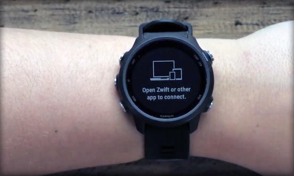 Running On Zwift With Your Garmin Watch's Virtual Run Profile
