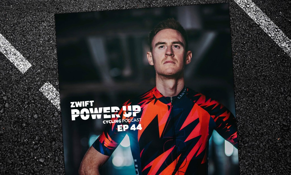 James Phillips Talks Zwift Esports (Zwift PowerUp Cycling Podcast #44)