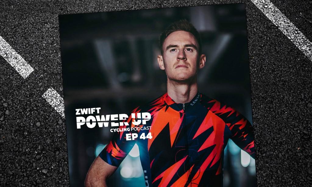 James Phillips Talks Zwift Esports (Zwift Power Up Cycling Podcast #44)