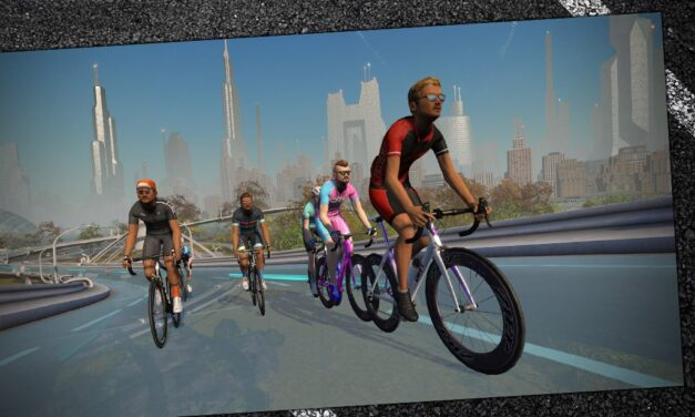 Life On the Line: Upgrading from C to B In Zwift Racing