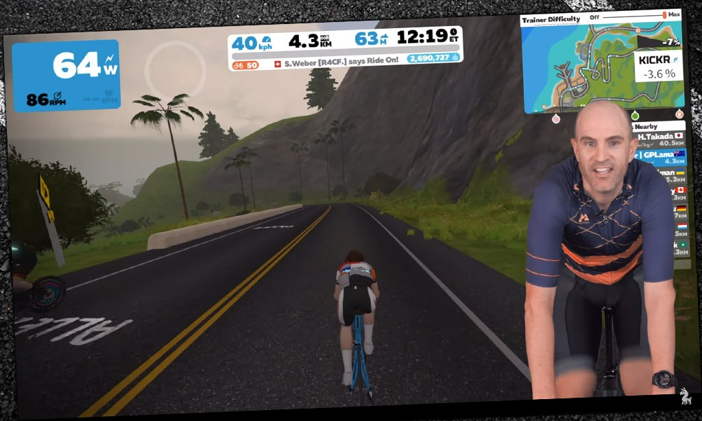 Zwift Trainer Difficulty on Descents: Did You Know?