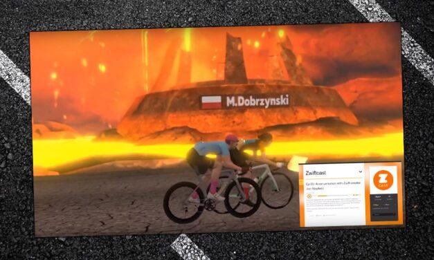 The Big Secret Hidden in Zwift's Volcano