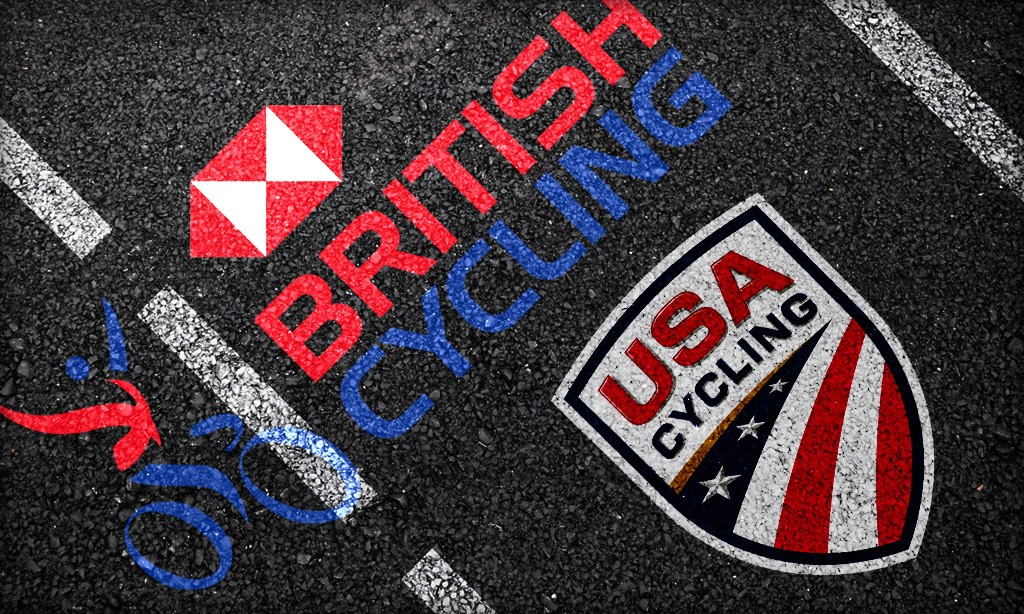 British Cycling and USA Cycling Launch Race and Group Ride Events