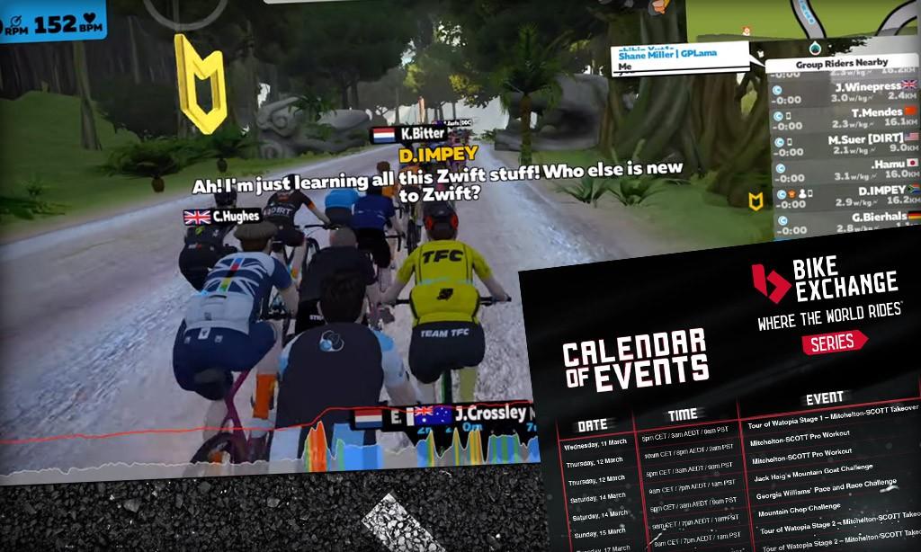"Mitchelton-Scott Announces ""Where the World Rides"" Series Schedule"