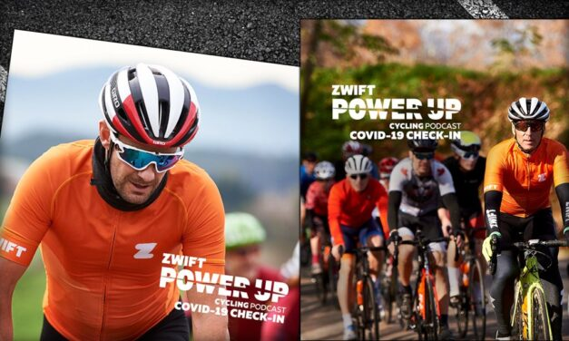 Covid-19 Host Check-Ins With Kev Poulton and Greg Henderson (Zwift PowerUp Cycling Podcast)