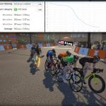Are Crit City Races Redefining ZwiftPower Rider Categories?