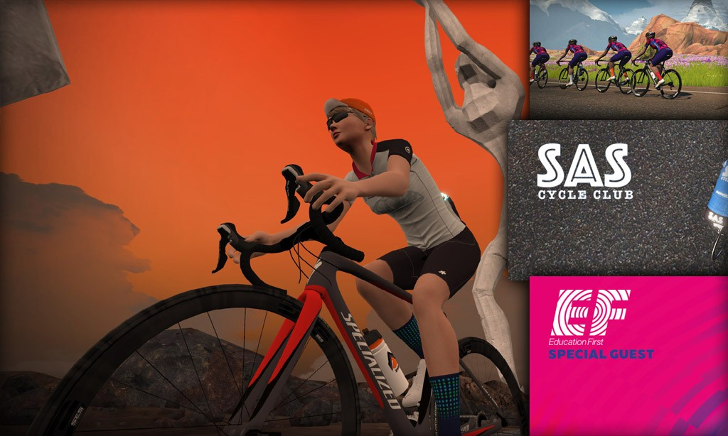 5 Zwift Events Not To Miss This Weekend