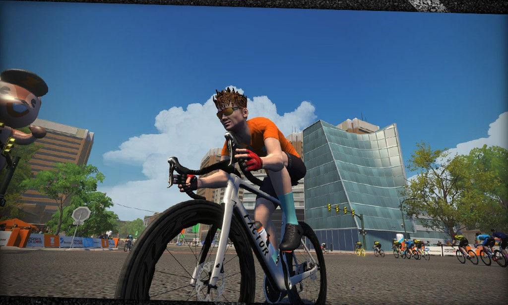 How Fast Are Zwift's Newest Bike Frames?