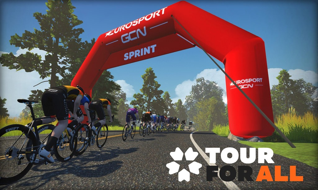 Tour for All Professional Race Series Announced