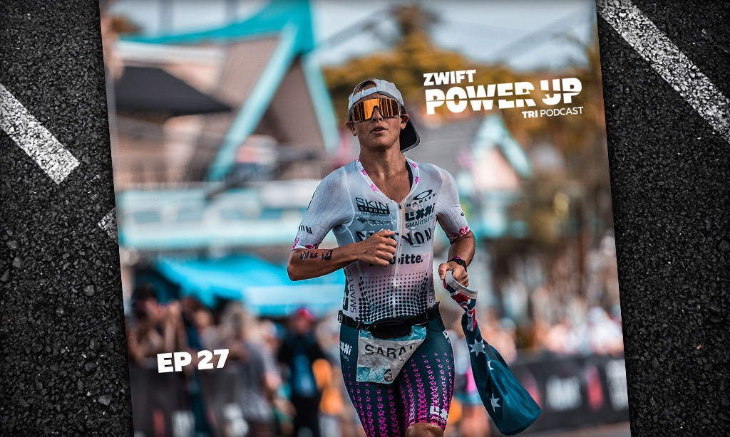 Sarah Crowley: The Coach/Athlete Relationship (Zwift PowerUp Tri Podcast #27)