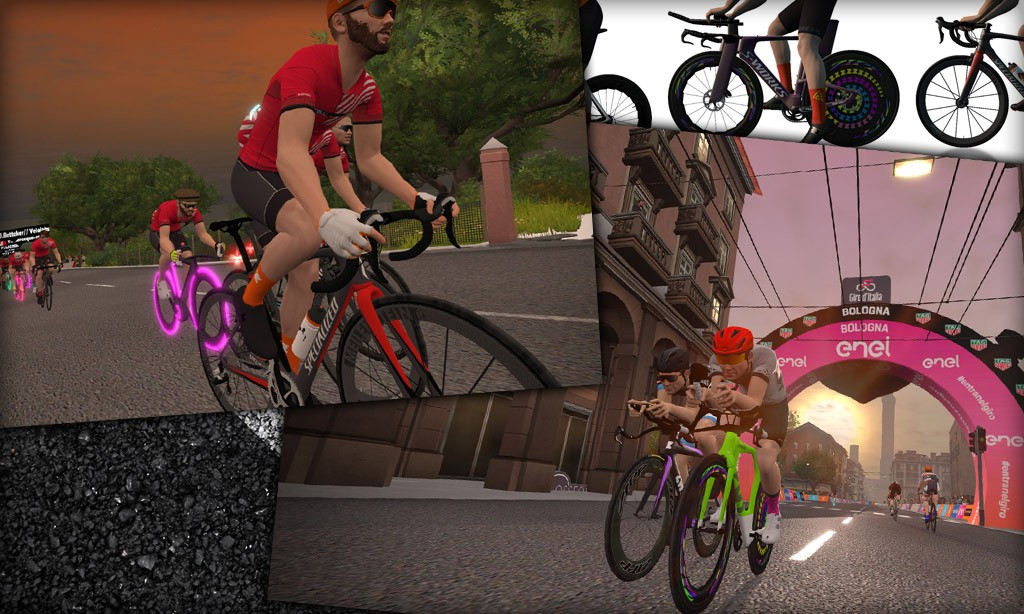 Bike Frame and Wheelset Recommendations for Zwift's Bologna Time Trial Route