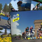All About the Virtual Tour de France on Zwift