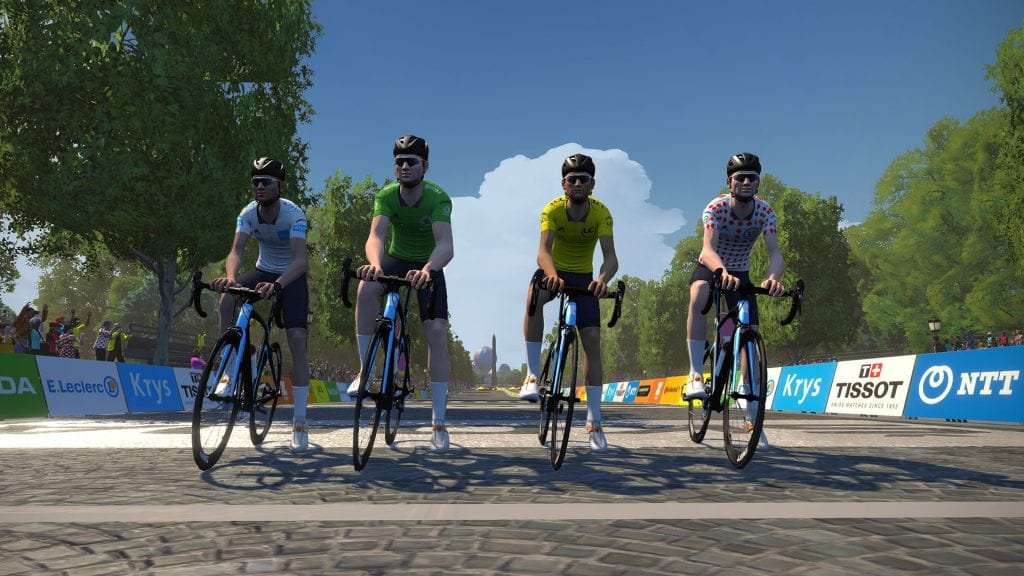 Details For This Weekend S Virtual Tour De France Stages 5 6 Zwift Insider