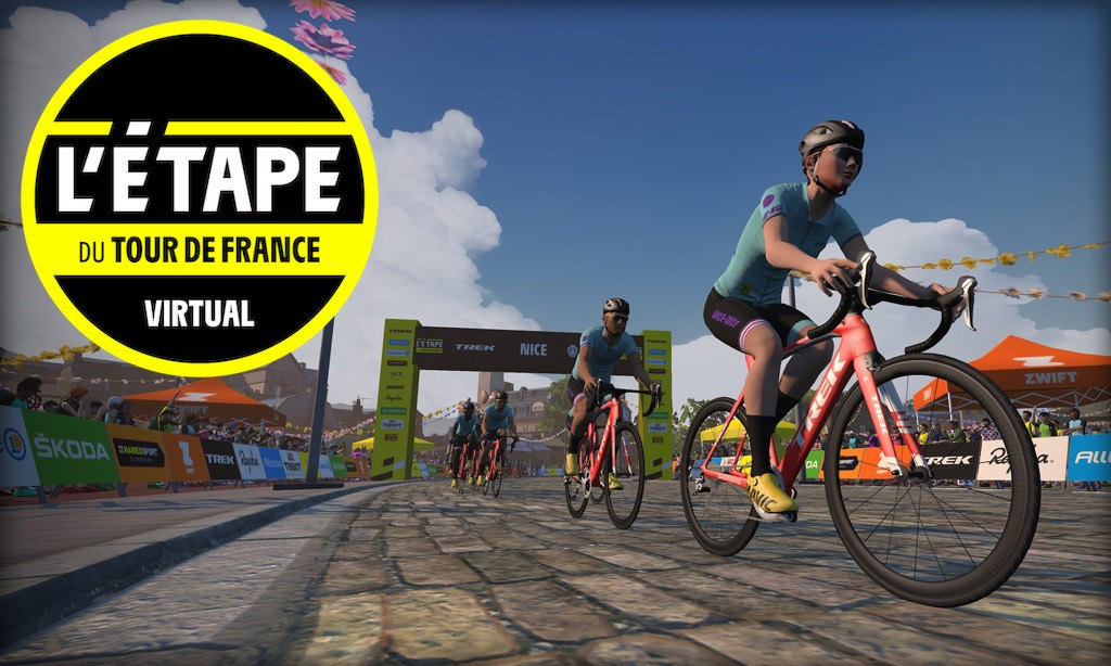 All About the Virtual L'Etape du Tour on Zwift