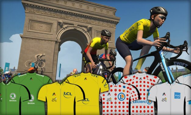 Current Standings – Women's Team Classifications – Virtual Tour de France