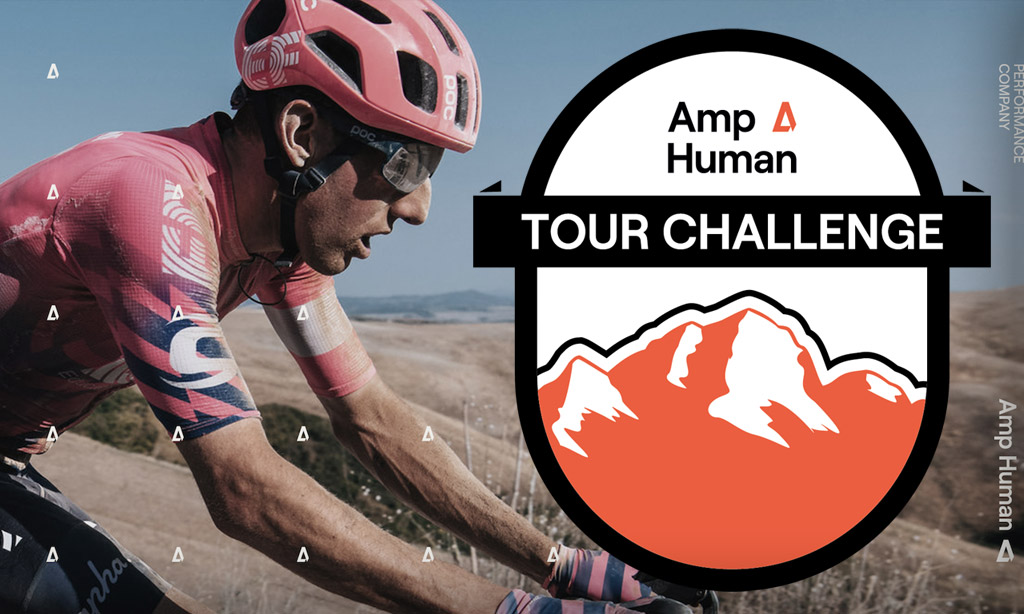 Amp Human & EF Pro Cycling Tour Strava Challenge Announced