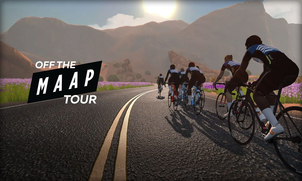 Off the MAAP Tour Announced